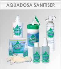 Aquadosa EcoFriendly Sanitisers